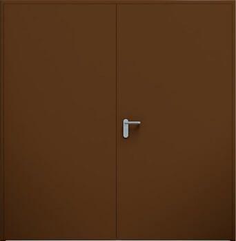 Drzwi ECO dwuskrzydlowe