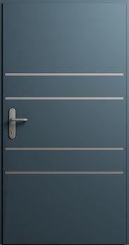 Drzwi stalowe Multisecure 05