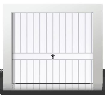 Wzory bram uchylnych